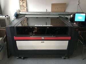 BOSS LS-3655 150w Laser Engraver - Pumping Station: One Wiki