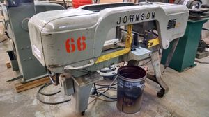 Johnson Bandsaw - Pumping Station: One Wiki